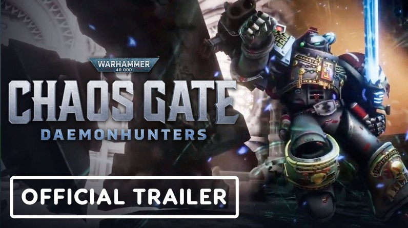 Warhammer 40,000 Chaos Gate: Daemonhunters - Official Gameplay Reveal Trailer