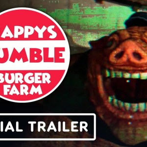 Happy's Humble Burger Farm - Official Gameplay Trailer