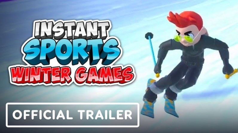 Instant Sports Winter Games - Official Release Date Trailer