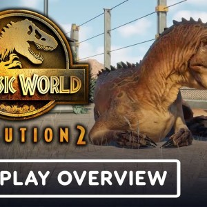 Jurassic World Evolution 2 - Official Gameplay Overview 3