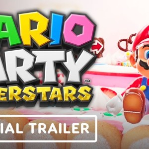 Mario Party Superstars - Official Overview Trailer