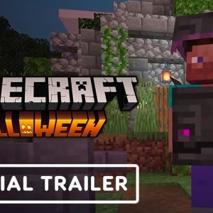 Minecraft: The Haunting of the Marketplace - Official Trailer