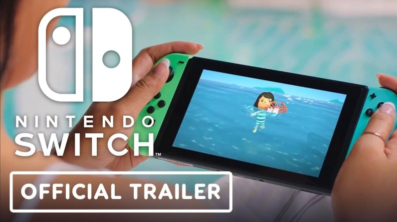 Nintendo Switch My Way - Official Animal Crossing Trailer