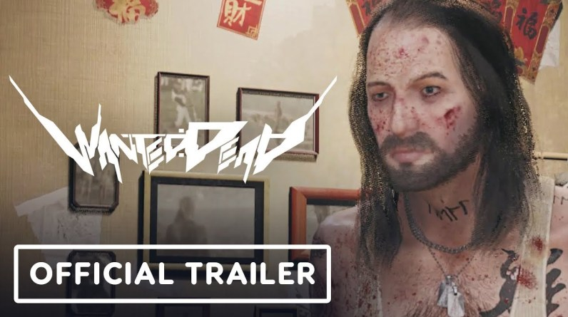 Wanted: Dead - Official Uncensored Announcement Trailer
