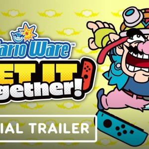 WarioWare: Get It Together! - Official Accolades Trailer