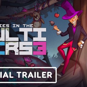 What Lies in the Multiverse - Official Announce Trailer