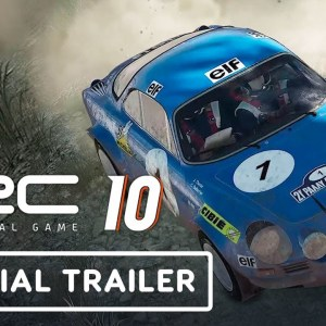 WRC 10 - Official Accolades Trailer