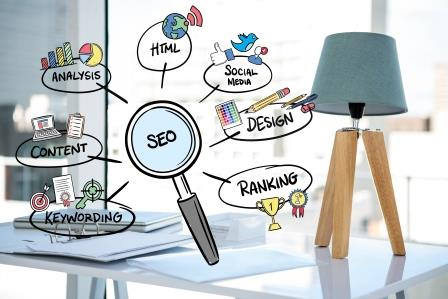 SEO sites web algérie