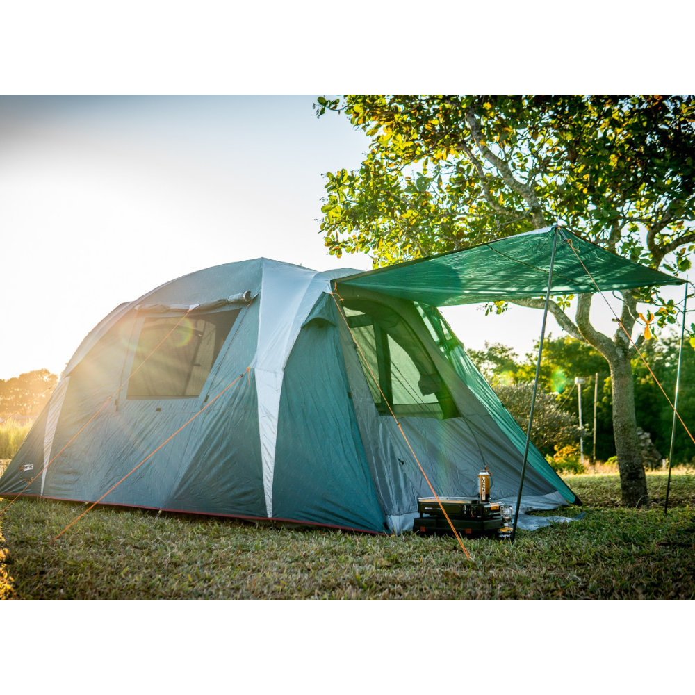 NTK Arizona GT 7/8 Person Family Camping Tent - 100% ...