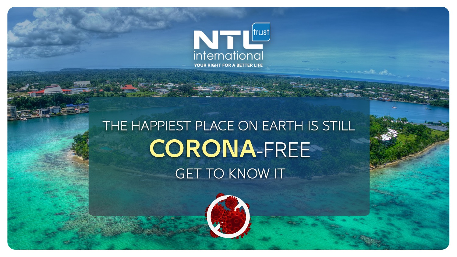 The Happiest Place on Earth is Still CORONA-FREE NTL