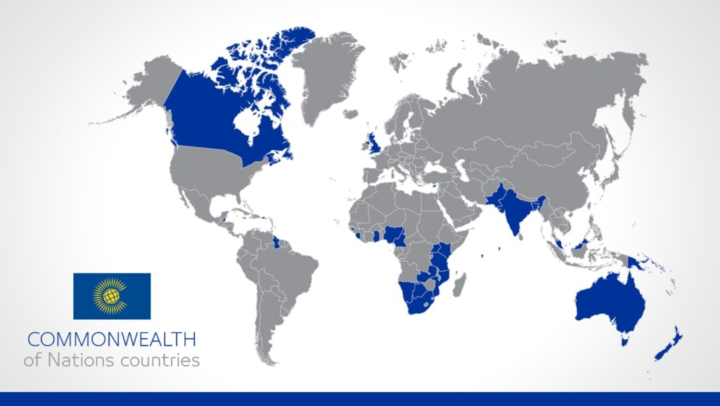 Commonwealth of Nations countries