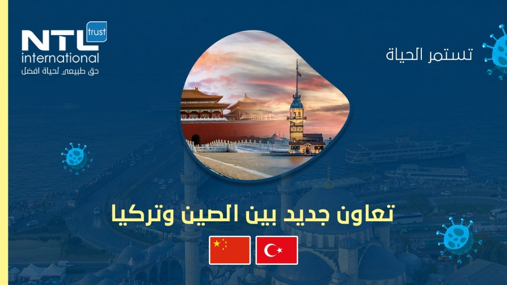 Turkey & China inks new MoU NTL AR