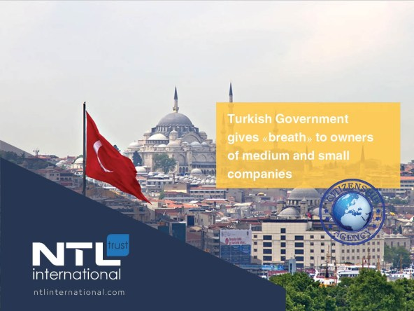The Turkish government gives Breath credit