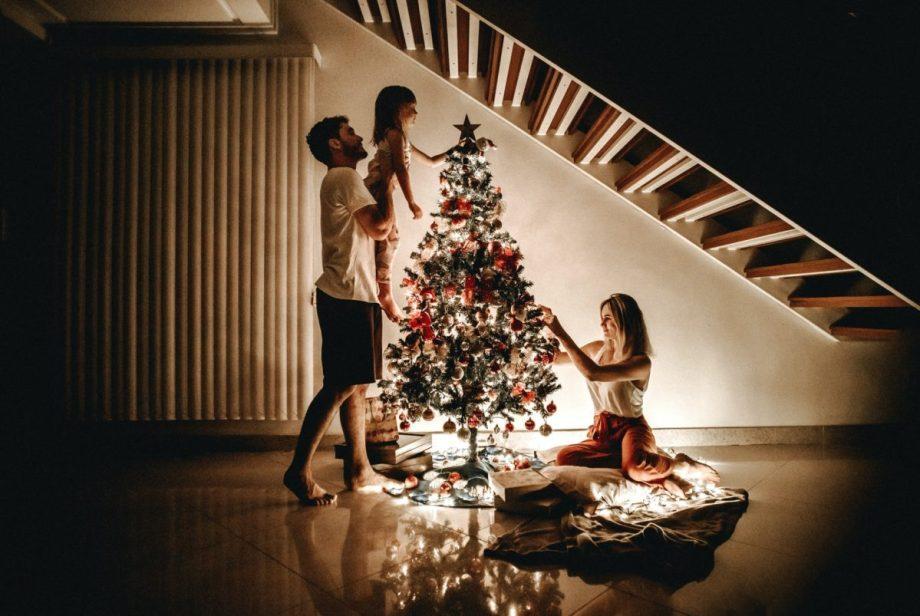 クリスマスツリーやリースにも劣らない存在感♪