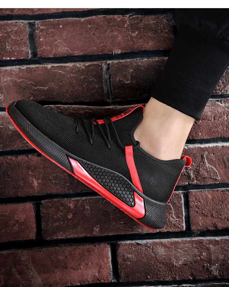 Fashion Breathable Men's Sneakers