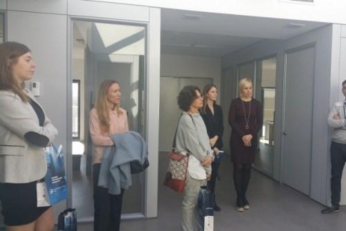 Amabasadorka Izraela u poseti NTP Beograd 3