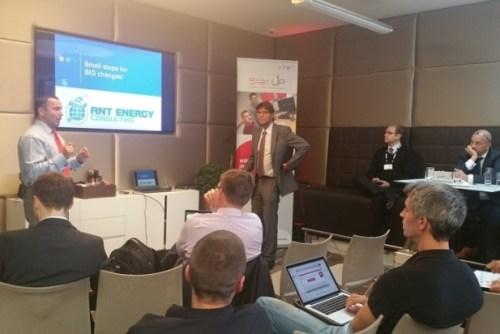 BITF startapi na Forumu u Veldenu 1