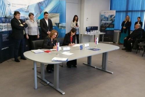 First contracts for membership in STP Belgrade signed 2