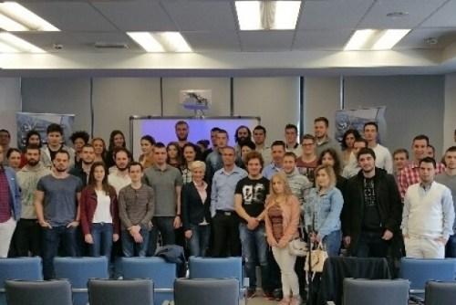 Израелски стартап гуру у Србији 1