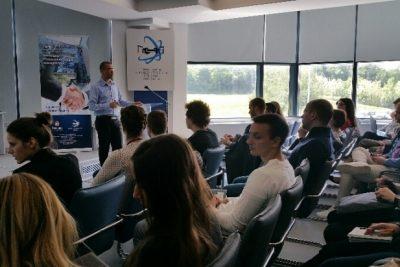 Израелски стартап гуру у Србији