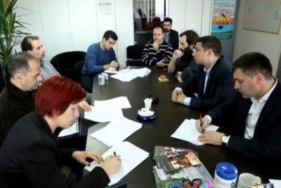 Potpisani ugovori o subvenciji sa Gradom 3