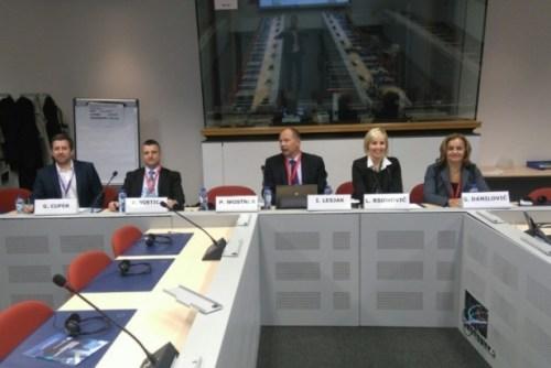 Представници НТП у Бриселу