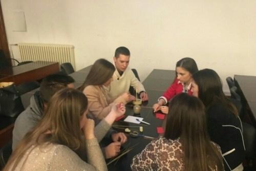 Студенти и НТП Београд 1