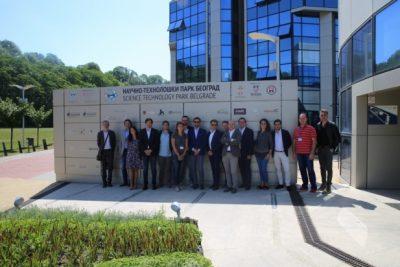 Predstavnici Confindustria Udine posetili NTP Beograd