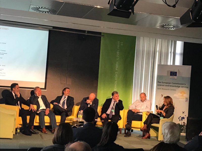 NTP Beograd u Ljubljani na panelu o trendovima u razvoju startap ekositema