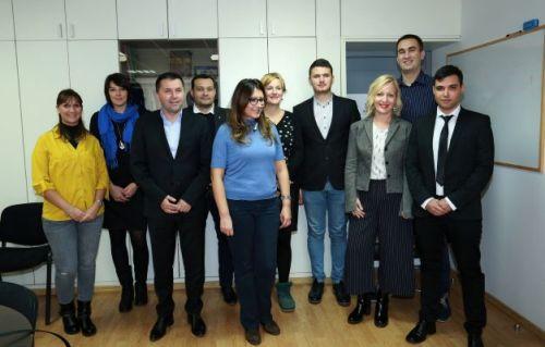 Šest novih start-ap timova u NTP Beograd