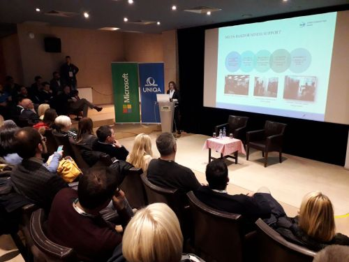 Стартапи из НТП Београд представили иновативна решења на Зимском Вивалди Форуму 1