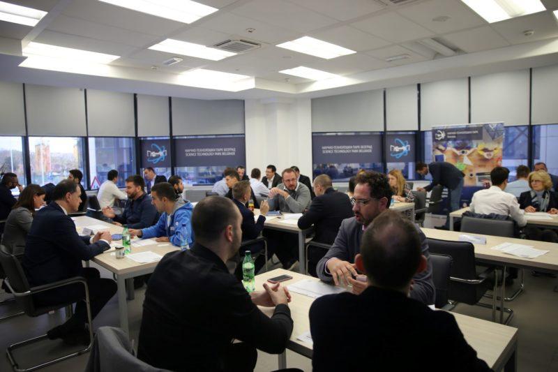 Више од 100 Б2Б сусрета стартапа и представника великих компанија на Startup business forumu