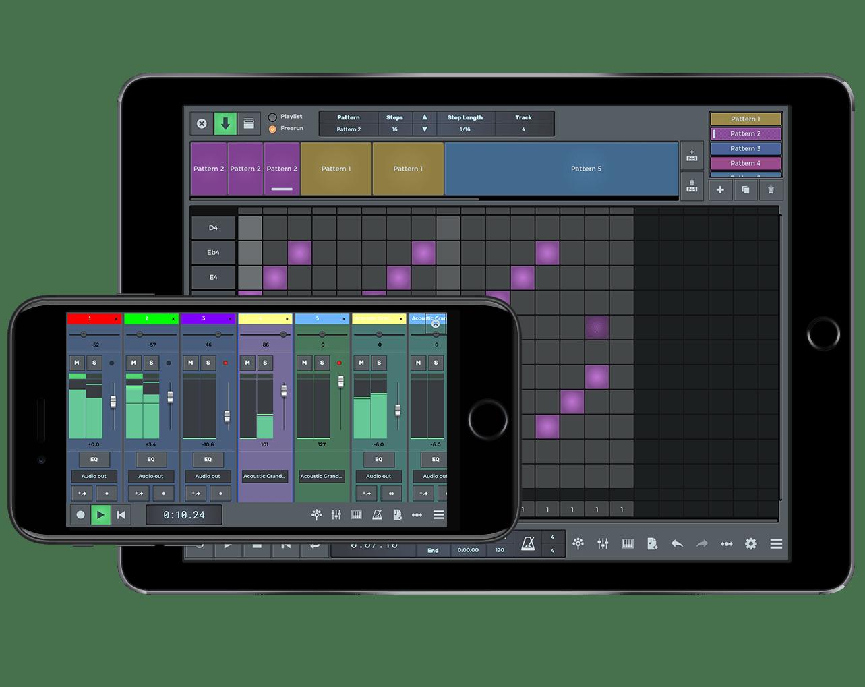 Multitrack Recording Software Amp Digital Audio Workstation