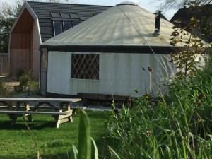 Tiny house natrekking en de hypotheek for Verplaatsbaar huis