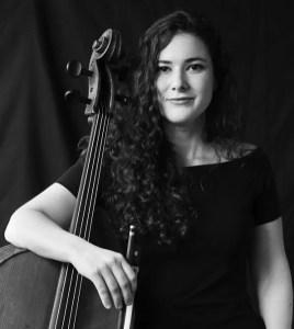 Jessica Lee, Cellist