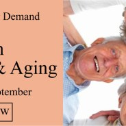 Certificate Program: Spirituality and Aging