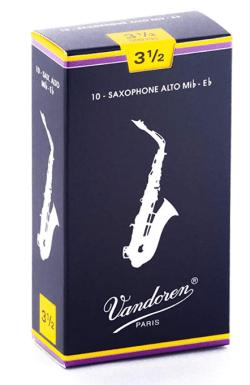 Vandoren Alto Sax Reeds 3.5