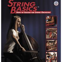 String Basics Book 1 Bass