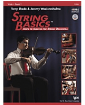 String Basics Book 1 Viola