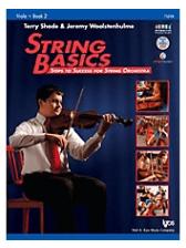 String Basics Book 2 Viola