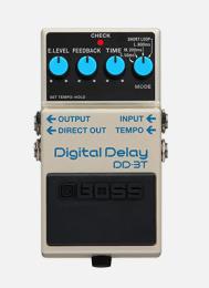 BOSS - DD-3T - Digital Delay