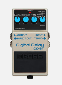 BOSS - DD-3T - Digital Delay