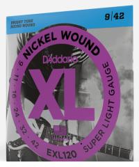 EXL120 Nickel Wound