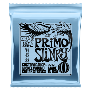 Primo Slinky Nickel Wound Electric Guitar Strings