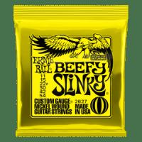 Beefy Slinky Nickel Wound Electric Guitar Strings
