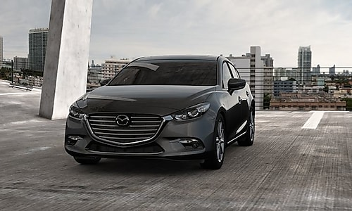 You're One Click From Your Dream Mazda3 Sedan
