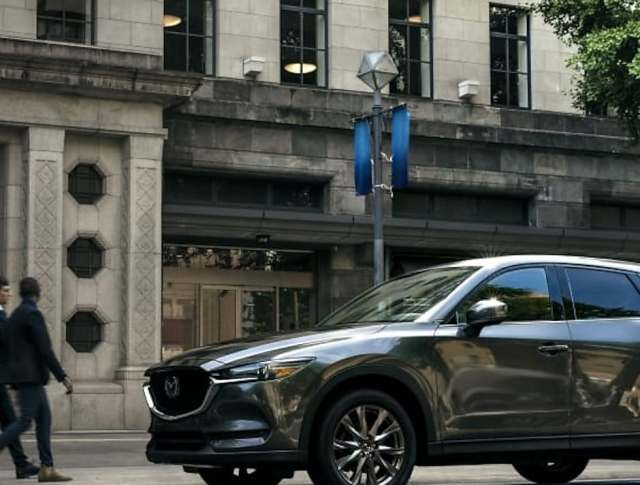 See the Updated Tech and Features of the 2019 Mazda CX-5