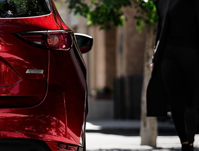 Power and Efficiency in a Refined CUV: Discover the 2019 Mazda CX-5