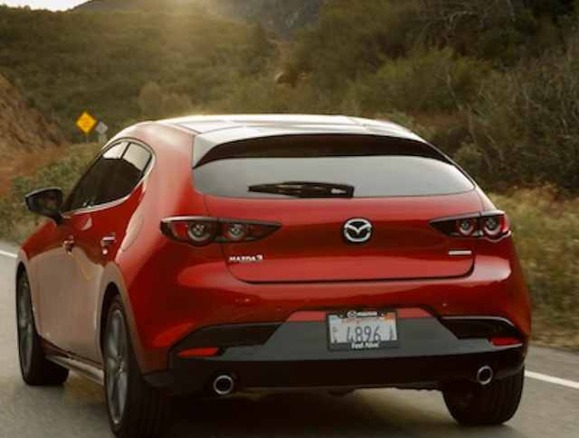Meet the Car That Will Stop Traffic: Check Out the 2019 Mazda3