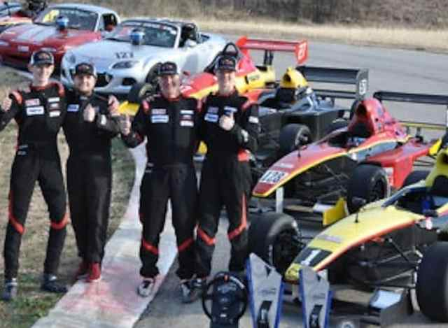 Mazda Racing Is Bringing This Family Together in the Best Way